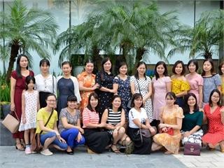 Khoa Khoa học cơ bản tổ chức lễ kỷ niệm 89 năm ngày thành lập Hội Liên hiệp Phụ nữ Việt Nam (20/10/1930-20/10/2019).