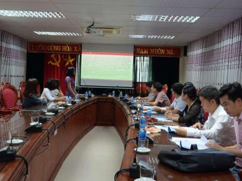 """TS. Nguyễn Thị Hiên với công trình nghiên cứu """"Mô hình trơn cho rơ le điều khiển và ứng dụng của mô hình"""""""