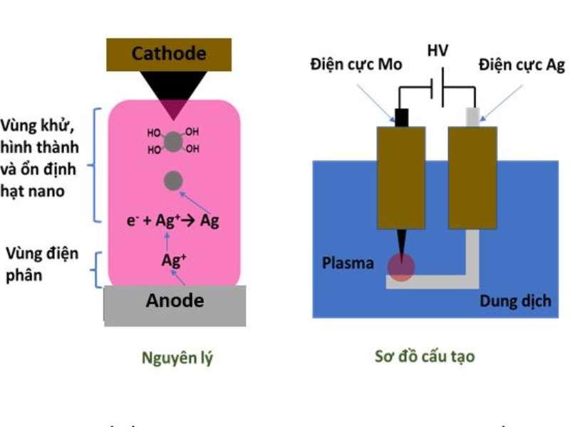 Nghiệm thu đề tài cấp trường: Nghiên cứu chế tạo máy tạo dung dịch nano bạc bằng công nghệ plasma điện hóa sử dụng trong sản xuất nông nghiệp và nuôi trồng thủy sản.